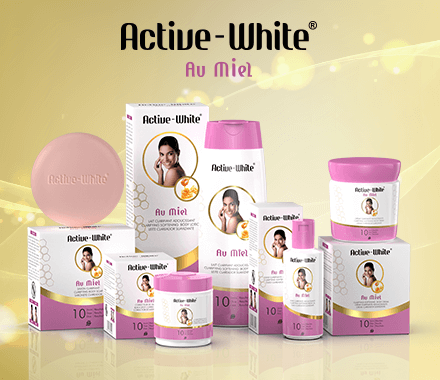 ACTIVE-WHITE MIEL - SIVOP