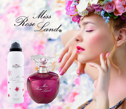 MISS ROSE LAND - SIVOP