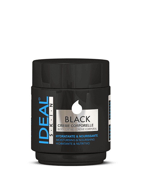 Black IDEAL SKIN Cream - SIVOP