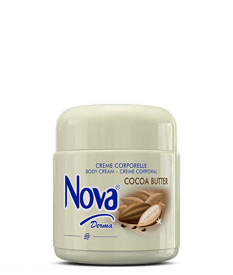 NOVA Derma Moisturizing Cream with Cocoa butter - SIVOP