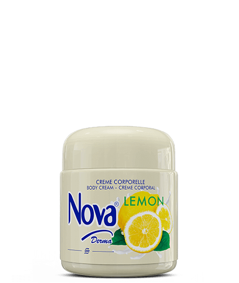 NOVA Derma Moisturizing Cream with Lemon - SIVOP