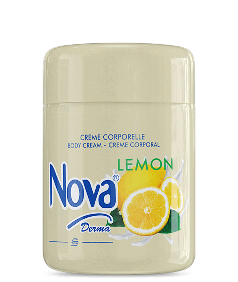 NOVA Derma Cream with Lemon - SIVOP