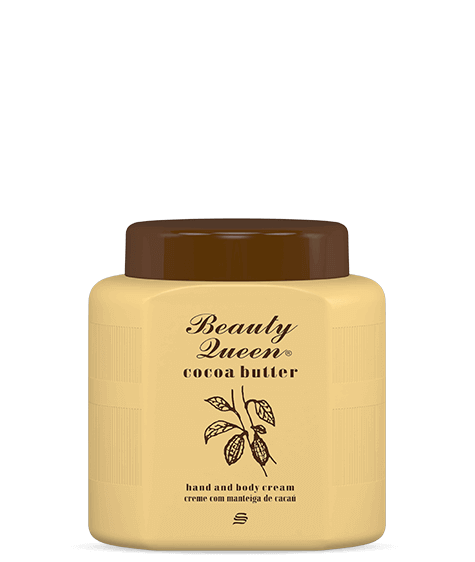 BEAUTY QUEEN Moisturizing Body Cream with Cocoa Butter - SIVOP