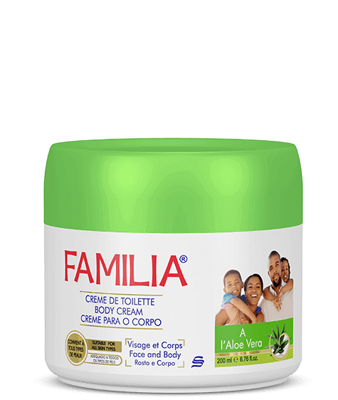 FAMILIA Cream with Aloe Vera - SIVOP