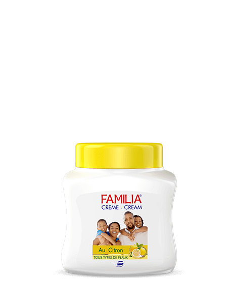 FAMILIA Lemon Moisturizing Cream - SIVOP