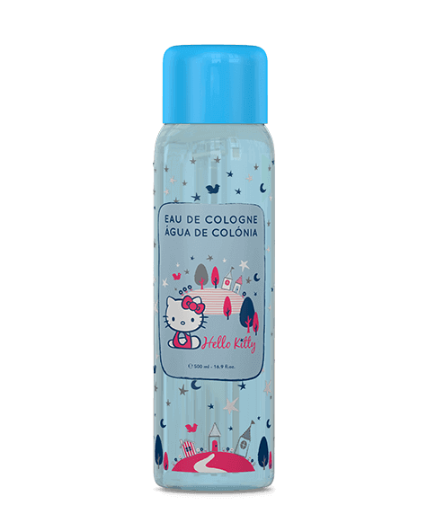 Blue HELLO KITTY Cologne - SIVOP