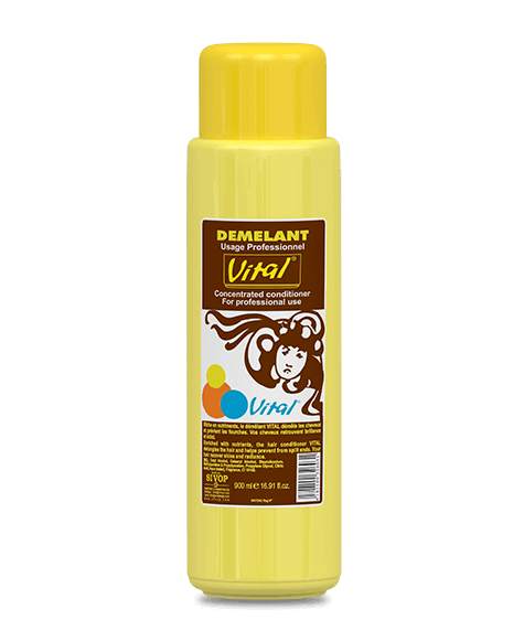 Yellow VITAL Hair Conditioner - SIVOP