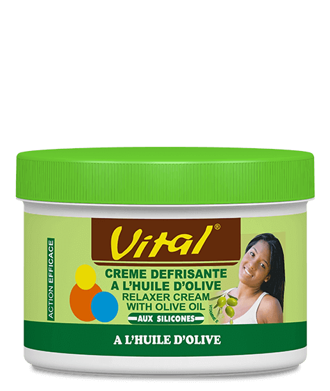 VITAL relaxing cream with olive oil - SIVOP