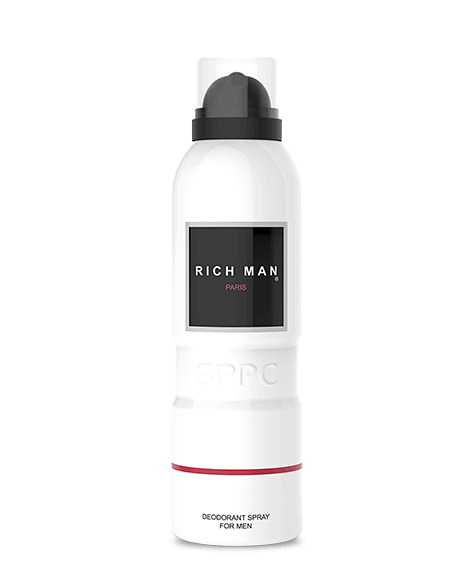 RICH MAN Deodorant for Men - SIVOP