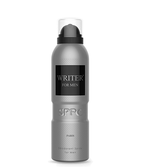 WRITER Deodorant for Men - SIVOP