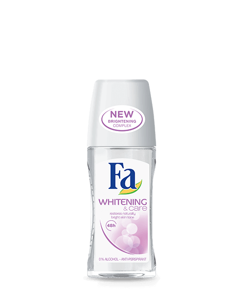 FA WHITENING and CARE roll-on Deodorant - SIVOP