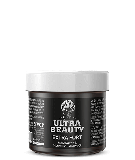 Black  ULTRA BEAUTY Gel - SIVOP