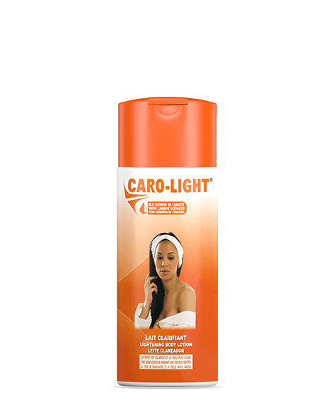 CARO-LIGHT Lightening Body Lotion - SIVOP