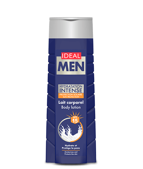 IDEAL MEN Moisturizing body lotion - SIVOP