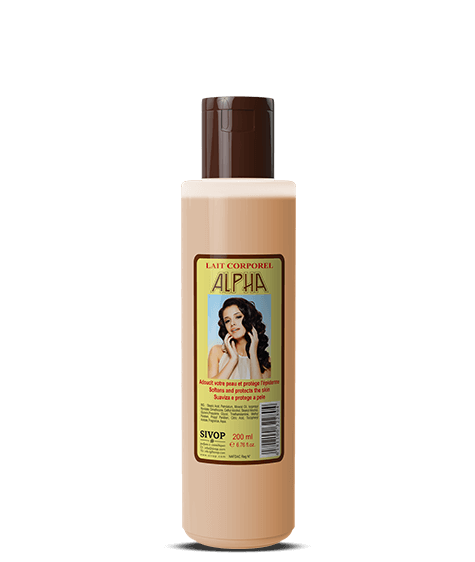 ALPHA Body lotion - SIVOP