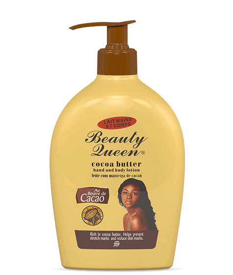 BEAUTY QUEEN Moisturizing Body Lotion - SIVOP