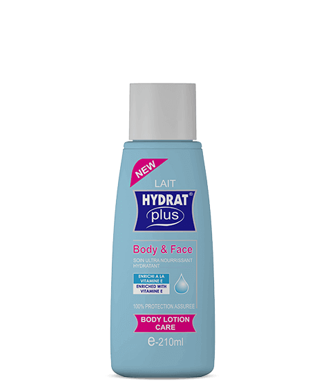 HYDRAT PLUS Vaseline Body Lotion - SIVOP
