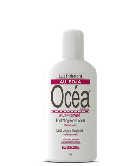 OCEA Moisturizing Body Lotion with soy - SIVOP