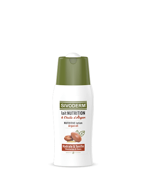 SIVODERM Body Lotion with argan oil - SIVOP