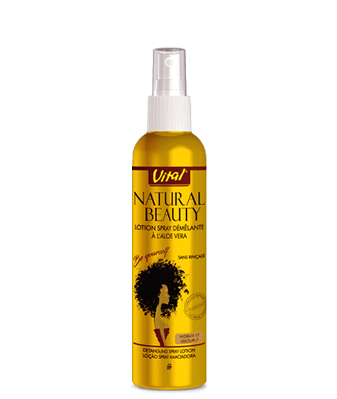 NATURAL BEAUTY Conditioning lotion with aloe vera - SIVOP