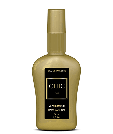 CHIC Gold Perfume for women - SIVOP
