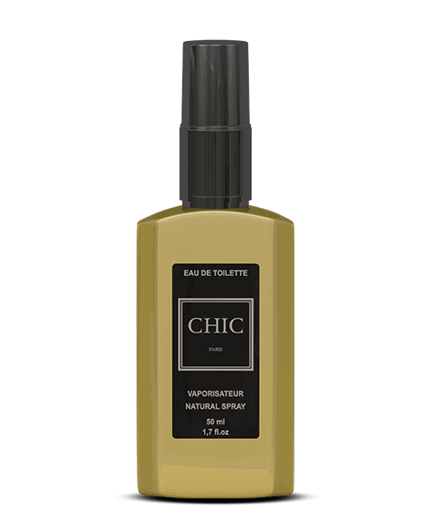 CHIC Gold Perfume for men - SIVOP