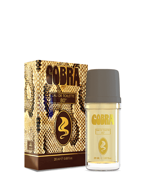 COBRA Eau de toilette for men - SIVOP