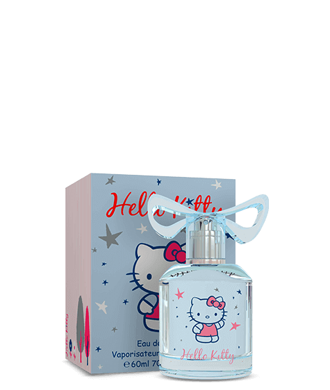 HELLO KITTY blue Eau de toilette - SIVOP