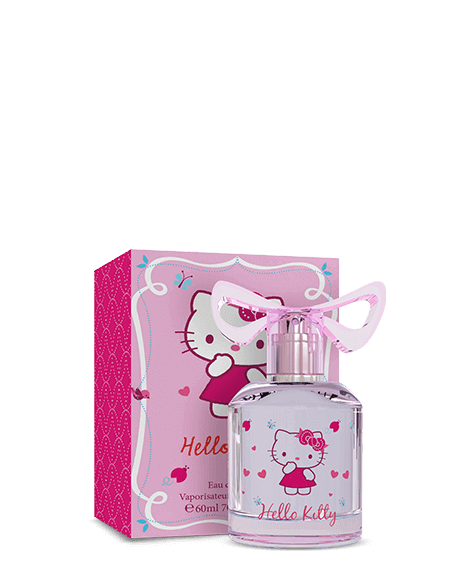 HELLO KITTY Pink Eau de toilette - SIVOP