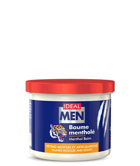 IDEAL MEN menthol balm - SIVOP