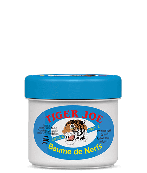 White TIGER JOE Nerve Balm - SIVOP