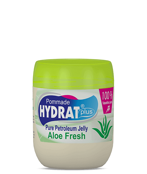 HYDRAT PLUS Vaseline Ointment with Aloe Vera - SIVOP