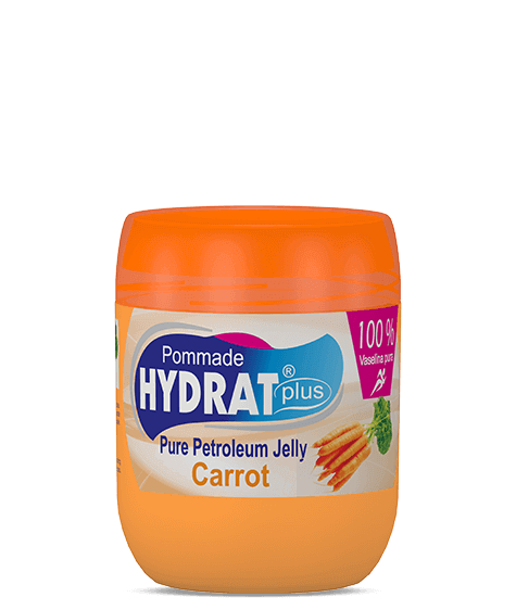 HYDRAT PLUS Vaseline Ointment with Carrot - SIVOP
