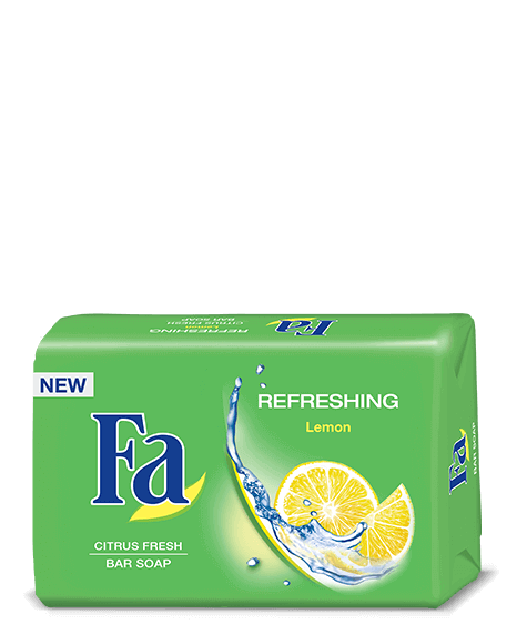 Green FA Refreshing Lemon - SIVOP