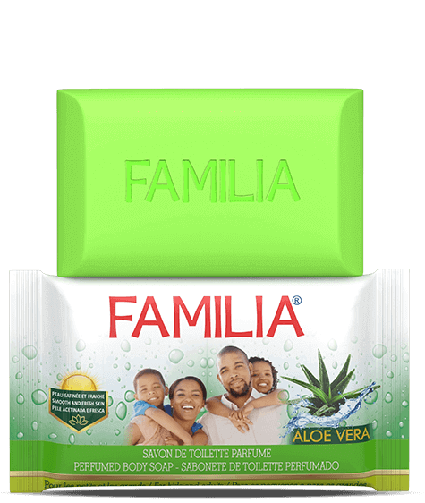 FAMILIA soap with aloe vera - SIVOP