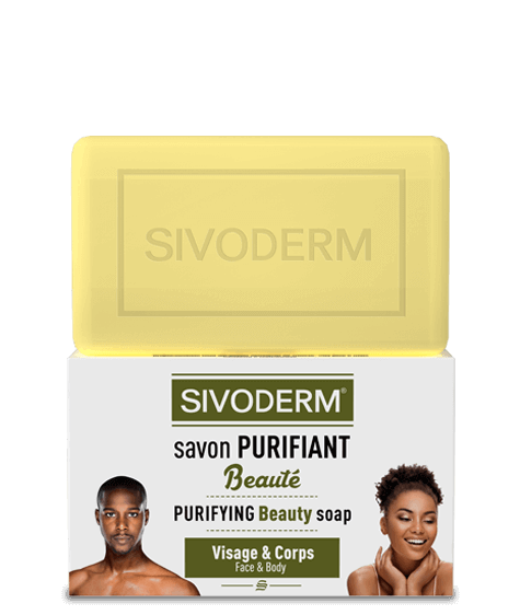 SIVODERM Beauty soap - SIVOP