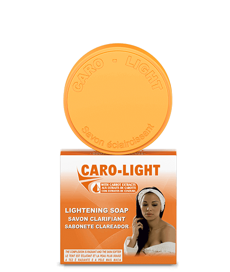 CARO-LIGHT Lightening soap - SIVOP