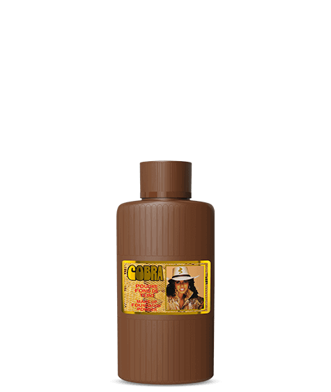 COBRA Foundation talcum powder - SIVOP